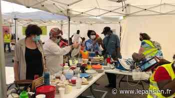 Villejuif : tout s'échange dans la zone de gratuité - Le Parisien