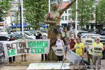 Strijd om gronden die werden verkocht aan Fernand Huts blijft woeden - Het Nieuwsblad