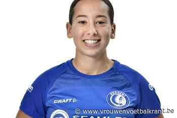 Speelster Gent Ladies maakte haar internationale debuut bij Marokko - Vrouwenvoetbalkrant