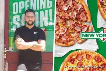 Mo (25) brengt Amerikaanse pizza's naar het 'fastfoodkruispu... (Gent) - Het Nieuwsblad