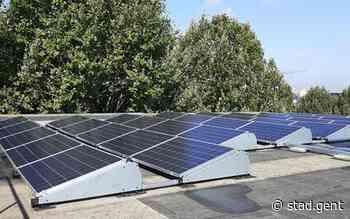 13 stadsgebouwen in één jaar tijd pak energiezuiniger gemaakt - Gent