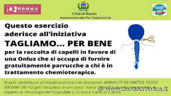 BOVES/ Ora dai parrucchieri si possono donare i capelli per le pazienti oncologiche del S. Croce - Cuneocronaca.it