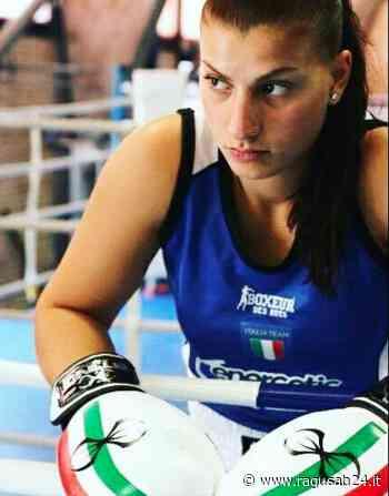 Boxe, la modicana Monica Floridia ha vinto al suo debutto tra i professionisti - ragusah24.it