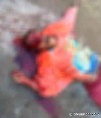 Candeias: Jovem é morto em via pública no Sarandi - bahianoar.com