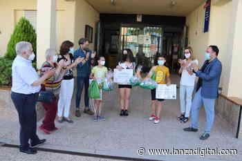 La AECC y el Ayuntamiento de Manzanares premian las recetas saludables del alumnado - Lanza Digital - Lanza Digital