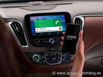 Android Auto: Viele Neuerungen werden ausgerollt - manueller Dark Mode, neue UI-Elemente & mehr - GoogleWatchBlog