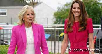 G7-Gipfel 2021: Jill Biden trägt Schweizer Mode - NZZ Bellevue