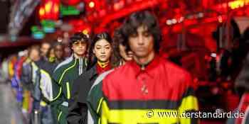 Ferrari zeigte erste Modekollektion - DER STANDARD