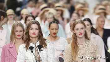 Mode: Tweed ist das Trendmaterial im Sommer - Gala.de