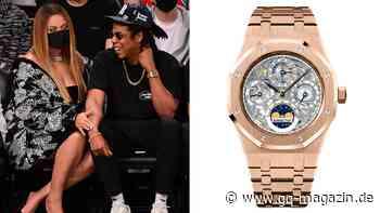 Jay-Z, Bryan Cranston, Trevor Noah: Das sind die Luxusuhren der Stars - GQ Germany