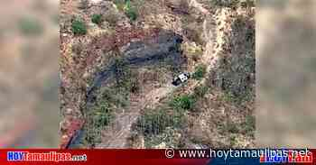 Rescatan a un hombre que cayó en una barranca de Chimalhuacán - Hoy Tamaulipas