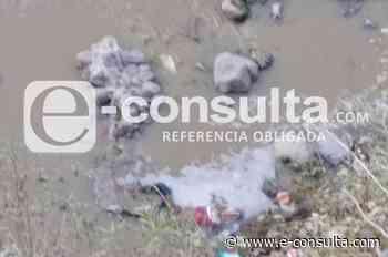 Atado, lo arrojan a barranca de Cuapiaxtla y muere ahogado - e-consulta