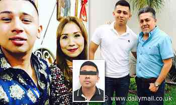 Son arrested for shooting dead his parents in Mexico because he wanted to steal their fortune