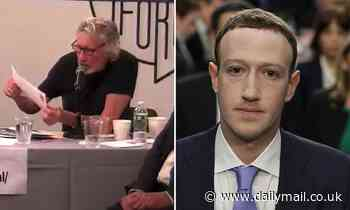 Pink Floyd's Roger Waters slams Facebook and Mark Zuckerberg after 'huge' offer for song rights