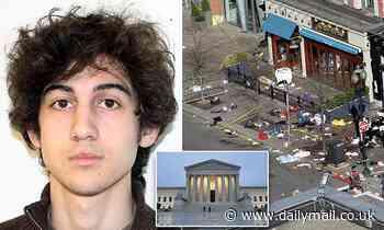 DOJ asks Supreme Court to reinstate death penalty for Boston Marathon bomber Dzhokhar Tsarnaev
