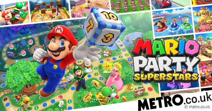 New Mario Party and WarioWare multiplayer Nintendo Switch games out this year