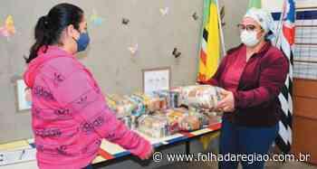 Prefeitura de Birigui distribui 501 kits Merenda Escolar para alunos dos berçários das creches e Centros de Educação - Folha da Região
