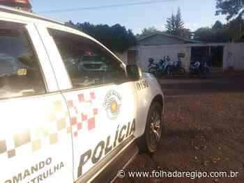 PM prende dupla após assalto em residência em Birigui - Folha da Região