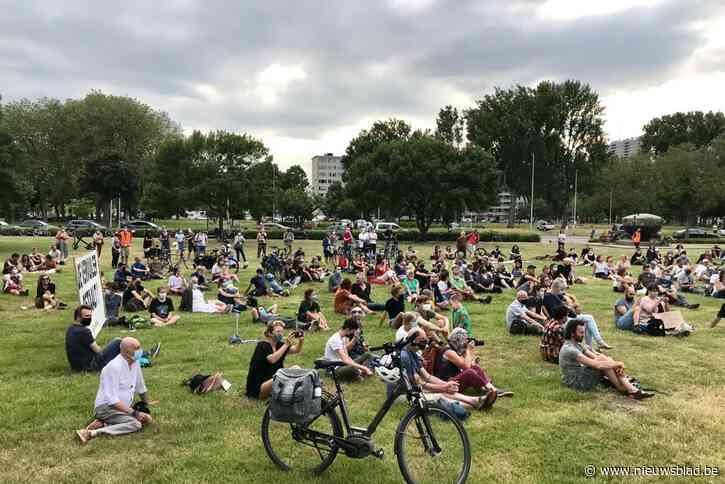 'Un oeuf = un oeuf', ludiek protest tegen PFOS-vervuiling