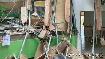 Paura a Grosseto: crolla il tetto del centro anziani - LA NAZIONE