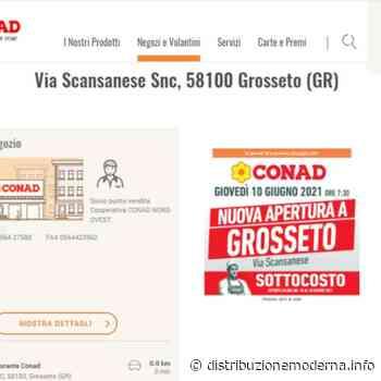 Conad: nuova apertura a Grosseto - DM - Distribuzione Moderna