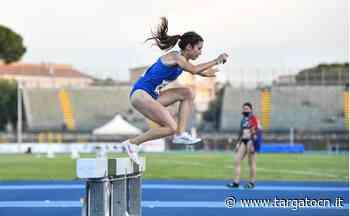 Atletica: super Anna Arnaudo a Grosseto, Oro sui 3000 siepi! - TargatoCn.it