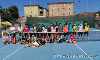 Nuovo appuntamento per il tennis Uisp di Grosseto - Grosseto Sport