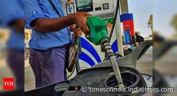 Soaring fuel prices to sharpen House panel focus on taxes