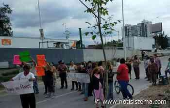 Realizan protestas en Santa Margarita y la zona Centro de Guadalajara - Notisistema
