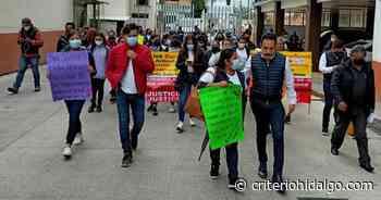Atiende Fayad a familiares de Margarita, mujer asesinada en Pachuca - Criterio Hidalgo