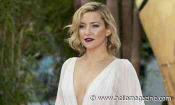Kate Hudson wows in glitzy $1,000 sunglasses you need to see to believe
