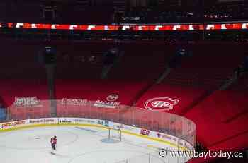 Quebec should wait before allowing more Habs fans in arena experts say