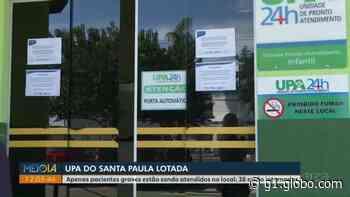 UPA de Ponta Grossa restringe atendimento a novos pacientes por 'demanda acima da capacidade' - G1