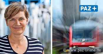 Mobilität in Peine: Das sagt PAZ-Redakteurin Nina Schacht zum Spargelexpress - Peiner Allgemeine Zeitung - PAZ-online.de
