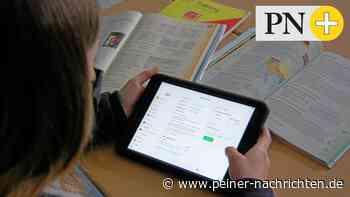 IGS Peine – Schüler arbeiten mit elternfinanzierten iPads - Peiner Nachrichten