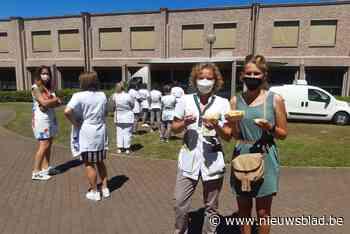 Tevreden patiënt trakteert personeel Sint-Trudo op 360 porties frieten
