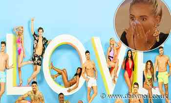 Love Island 2021 cast are 'currently in quarantine in Spain' as they prepare to enter the villa