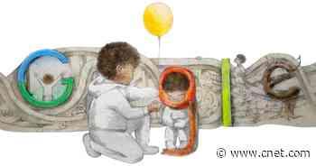 Doodle for Google 2021 winner finds strength in hope after dad's death     - CNET