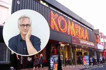 BBC show producer coming to Brighton Komedia for poetry show