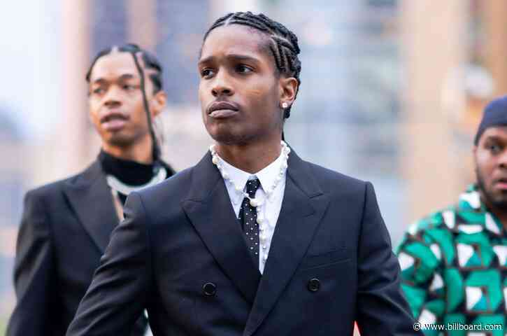 A$AP Rocky Says Trump Didn't Help Him Get Out of Jail, But Actually 'Made It a Little Worse'
