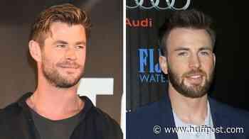 Chris Hemsworth Uses Wrong 'Chris' In Shady Birthday Post To Chris Evans - HuffPost UK