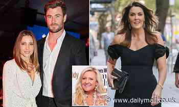 Chris Hemsworth one of 1,190 Australians on the Queen's Birthday honours list - Daily Mail