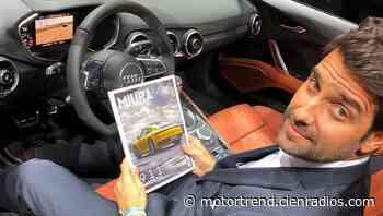 Juan Manuel Díaz, el argentino que diseña el Audi que correrá el Dakar - Motor Trend