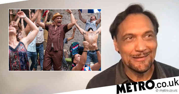 In the Heights star Jimmy Smits on needing 'four vocal coaches for seven lines' for 'bucket list' musical