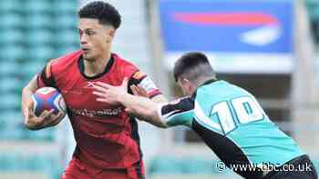 Jack Johnson: Worcester Warriors add Hartpury wing to 2021-22 squad