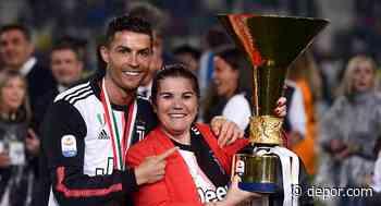 Ya está conversado: la mamá de Cristiano Ronaldo anunció la fecha de su retiro - Diario Depor