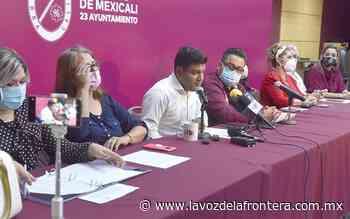 Regidores piden retiro de Lupita Mora; Exigen que regrese Marina al municipio - La Voz de la Frontera