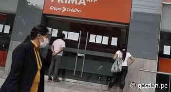 Retiro AFP: cómo registrar mi solicitud de retiro y cómo será el desembolso del dinero - Diario Gestión