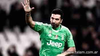 Buffon descartó su retiro del fútbol y podría seguir su carrera en Parma - Télam