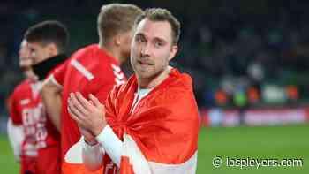 Ex médico de Christian Eriksen asegura que su retiro del futbol es una posibilidad - Los Pleyers